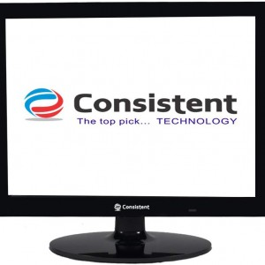 Consistent 15.4 inch LED Monitor