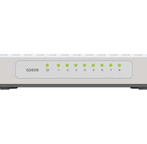 netgear 8 port switch