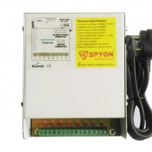 spyon 8 channel smps