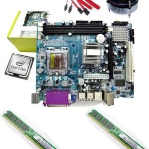 G31 COMPUTER MOTHERBOARD KIT