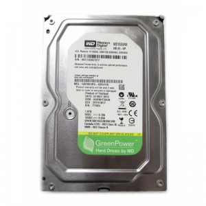 wd 1tb hdd green power
