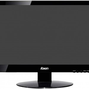 Foxin FD-1950MW 19.5 inch LED Monitor (Black)