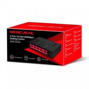 mercusys 5 port switch