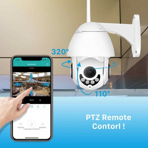 Onvif Wifi IP Camera
