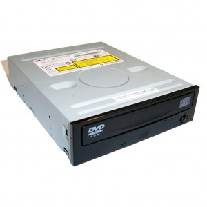 Bluefeather Internal SATA Black SH-224 24X DVD Burner Writer for Desktop PC - OEM Bulk Drive with No Software