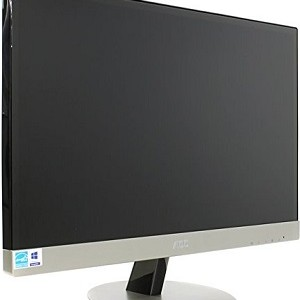 Aoc 22 inch (55.88 cm) IPS LED Backlit Computer Monitor - Full HD with Speakers - i2269VWM