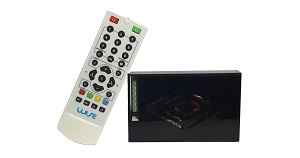 control lights and fan by using a remote and also increase or decrease speed of fan