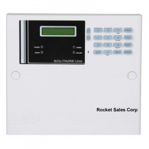 SOLITAIRE UNO 8 ZONE CONTROL PANEL WITH